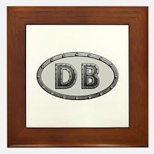 DB Metal Framed Tile