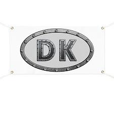 DK Metal Banner