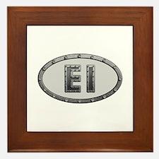EI Metal Framed Tile