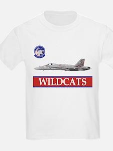 VFA-131 Wildcats Kids T-Shirt