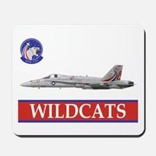 VFA-131 Wildcats Mousepad