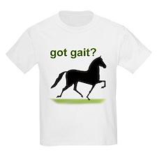 SglFoot Got Gait Kids T-Shirt