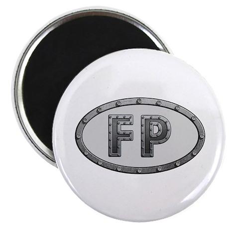 FP Metal Round Magnet 100 Pack