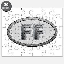 FF Metal Puzzle