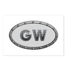 GW Metal Postcards 8 Pack
