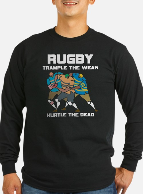 Trample The Weak Rugby T
