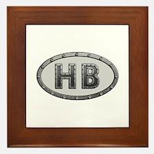 HB Metal Framed Tile