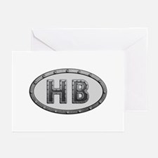 HB Metal Greeting Card 20 Pack