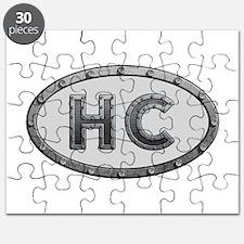 HC Metal Puzzle