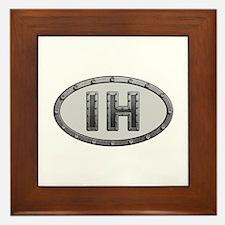IH Metal Framed Tile