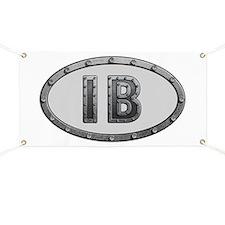 IB Metal Banner