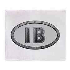 IB Metal Throw Blanket
