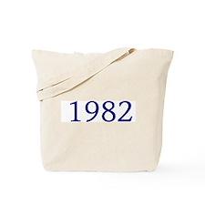 1982 Tote Bag