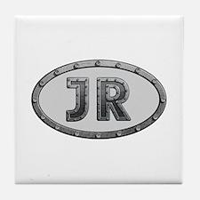 JR Metal Tile Coaster