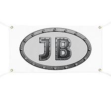 JB Metal Banner
