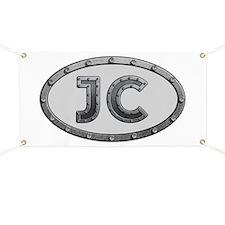 JC Metal Banner