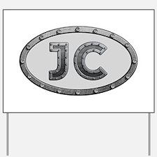 JC Metal Yard Sign