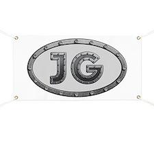 JG Metal Banner