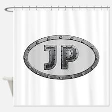 JP Metal Shower Curtain