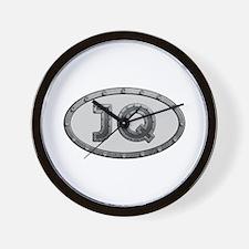 JQ Metal Wall Clock