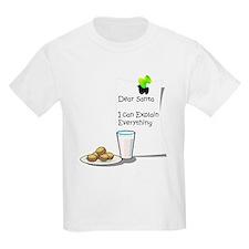 Dear Santa Kids T-Shirt