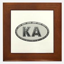 KA Metal Framed Tile