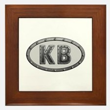 KB Metal Framed Tile