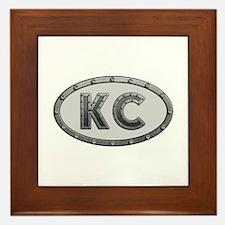 KC Metal Framed Tile