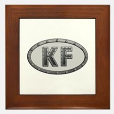 KF Metal Framed Tile