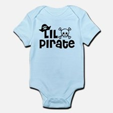 Lil Pirate Body Suit