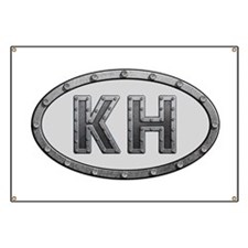 KH Metal Banner