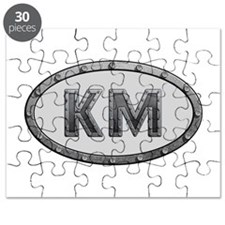 KM Metal Puzzle