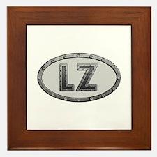 LZ Metal Framed Tile