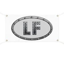 LF Metal Banner