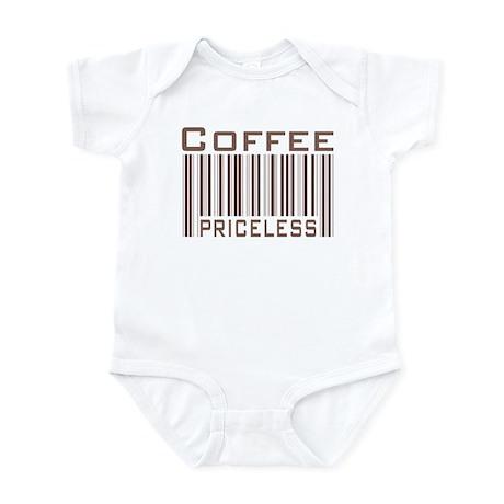 Coffee Priceless Infant Bodysuit