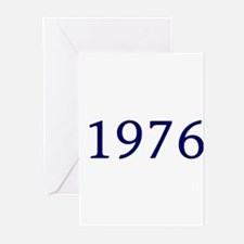 1976 Greeting Cards (Pk of 10)