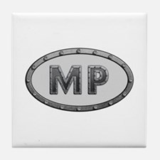 MP Metal Tile Coaster