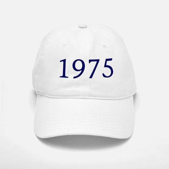 1975 Baseball Baseball Cap