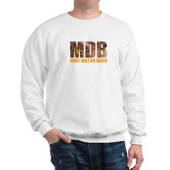 MDB Orange Glasses Sweatshirt