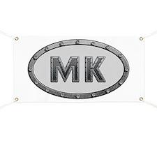 MK Metal Banner