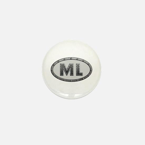 ML Metal Mini Button