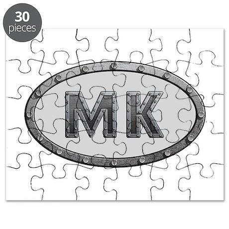 MK Metal Puzzle