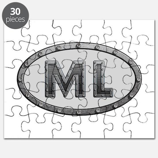 ML Metal Puzzle