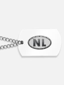 NL Metal Dog Tags
