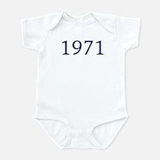 1971 Infant Bodysuit