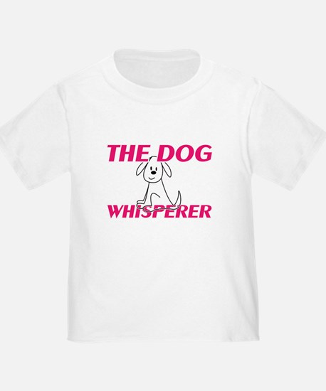 The Dog Whisperer T-Shirt
