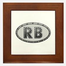 RB Metal Framed Tile