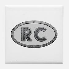 RC Metal Tile Coaster