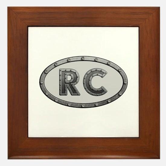 RC Metal Framed Tile