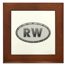 RW Metal Framed Tile